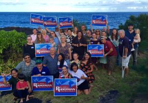 Hawaii State Senate Elections in Puna and Kau - District 2