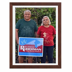 Endorsement Jerry and Gladys Konanui